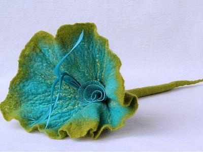 Workshop Bloemen van Vilt - 15 september